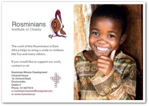 Rosminians-East-Africa