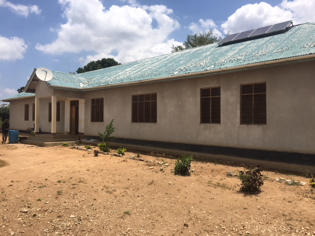 The Maria Margarita Centre helps children in families where there are cases of leprosy