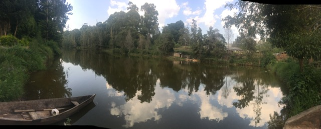 The beautiful setting for our Novitiate at Lushoto